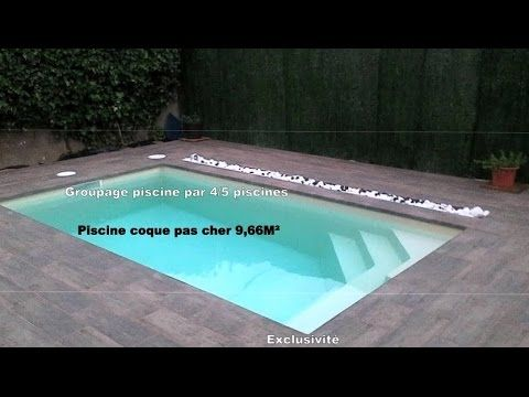 17 best ideas about piscine 10m2 on pinterest bassin - Mini coque piscine pas cher ...