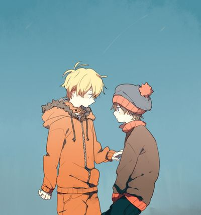 South Park - Kenny and Stan