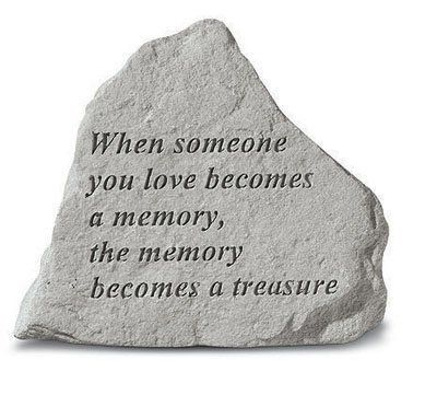 9 best images about memorial garden ideas on pinterest gardens trees and memorial gardens for Garden memorials for loved ones