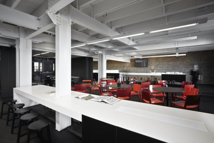 101 best office canteen images on pinterest office for Office design 101