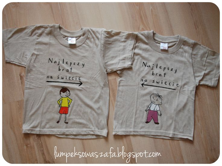 """DIY t-shirt. Hand-painted graphics for brother  """"the coolest brother in the world"""""""