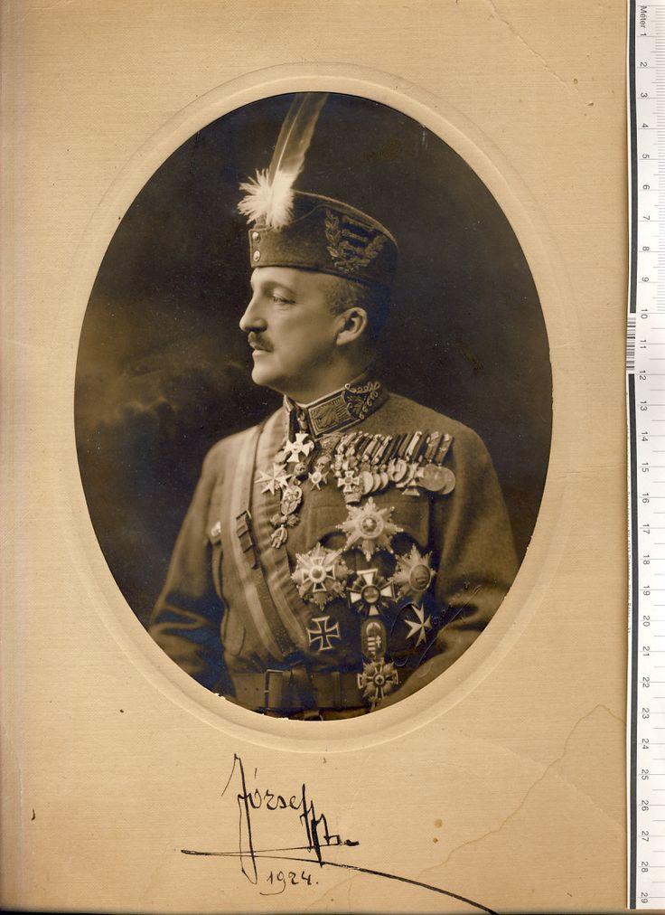 Archduke Erzherzog Joseph Habsburg of Austria