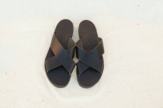 Check out this item in my Etsy shop https://www.etsy.com/listing/257783116/aelia-greek-sandals-criss-cross-black