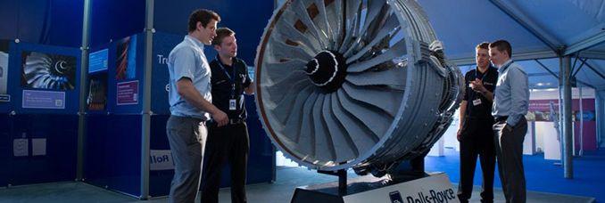 L'incroyable réplique en #Lego d'un moteur d'avion Rolls-Royce