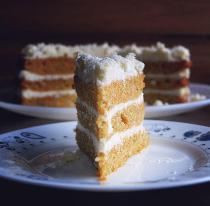 Tort cu morcov | Rețete Papa Bun
