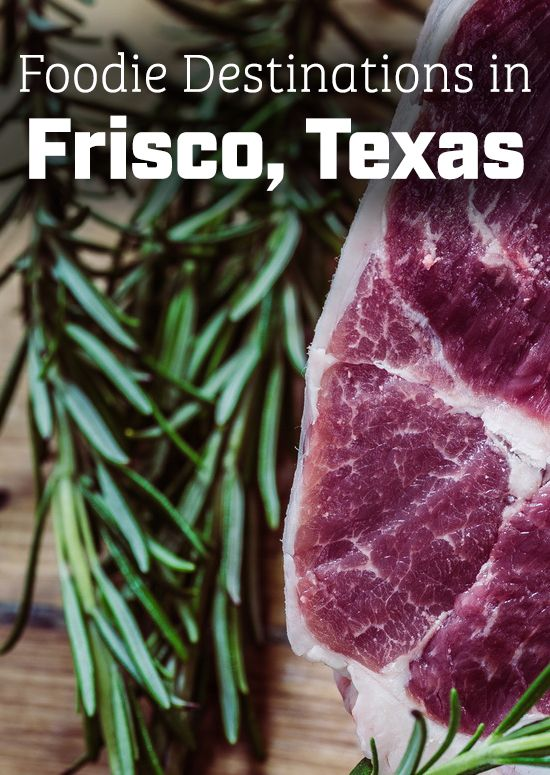 Getting your travel group a good steak is no trouble in Frisco, Texas. @visitfriscotx