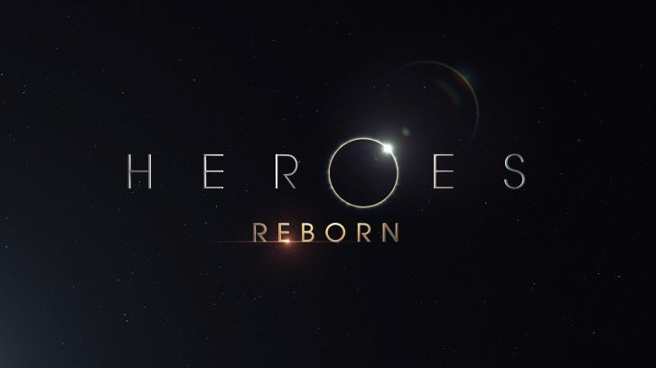 Heroes Reborn - Episode 1.01 - 1.02 - Titles Revealed + First Look Promotional Photos | Spoilers