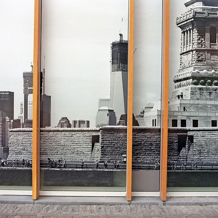 Financial Surrrealism (WTC)Zuidas Financial District, Amsterdam, Netherlands, 2015  Mark Curran, The Economy of Appearances