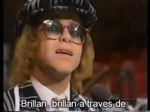 Elton John - Shine on through - 1977, great song!