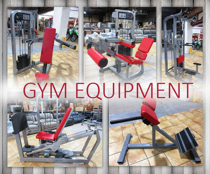 UNRESERVED GYM EQUIPMENT 💪 Thursday 7:00 pm 💪