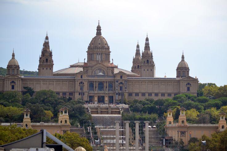 Museu Nacional d'Art de Catalunya #Barcelona