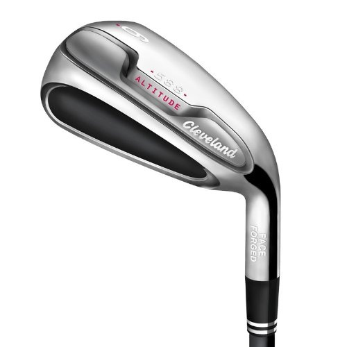 Cleveland Golf Women's Altitude Individual Iron, Right Hand, Graphite, Ladies, Sand Wedge