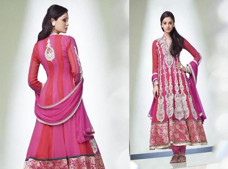 Shalwar Kameez Wedding Dress Anarkali Long Bollywood Designer Indian Ethnic Suit | eBay