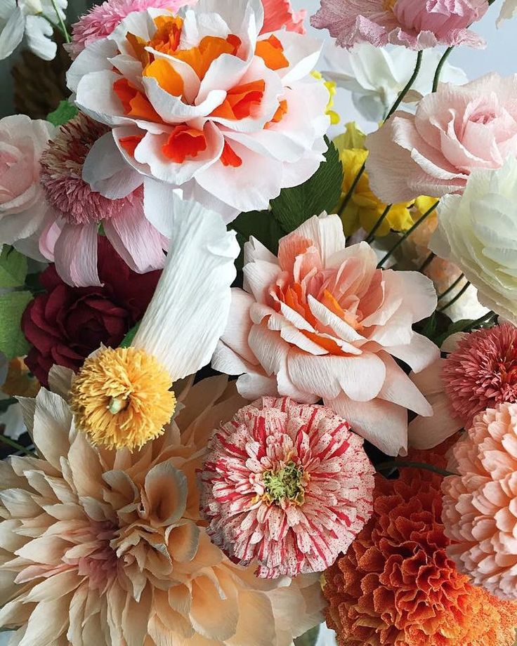 584 best Paper images on Pinterest   Cardboard paper, Paper flowers ...