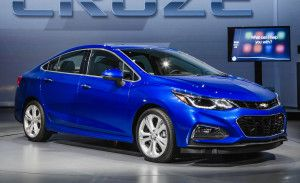 Chevrolet Cruze Limited Edition HD Wallpaper