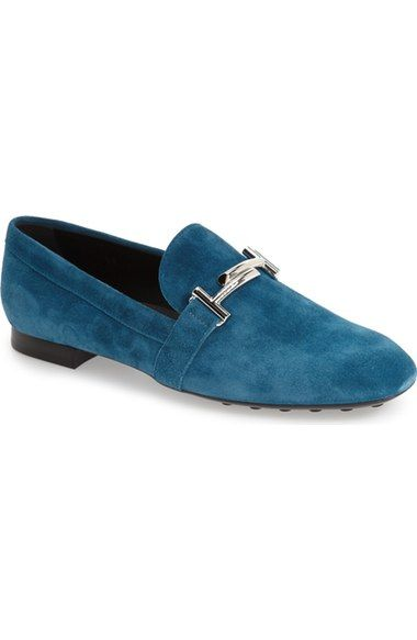 Tod's 'Double T' Loafer (Women) available at #Nordstrom