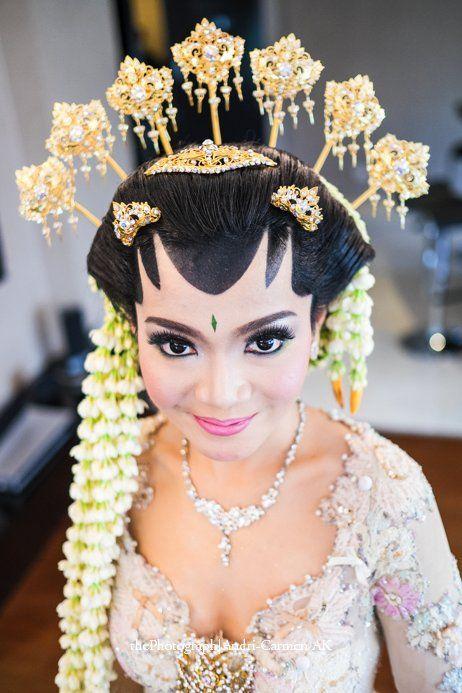 The Bride. Paes Solo Putri by: Mamie Hardo