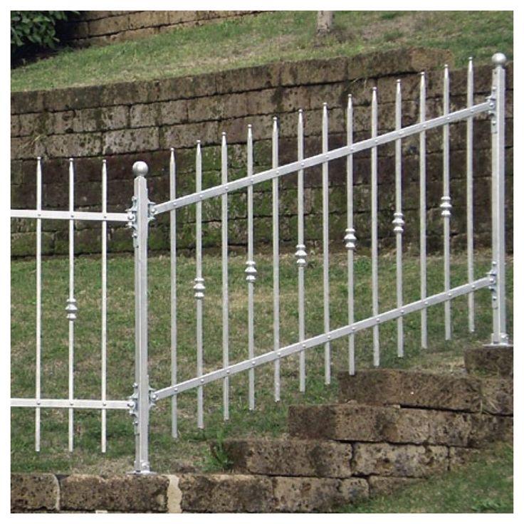 11 best Slope fence images on Pinterest Fences, The portal and - drainage autour d une terrasse