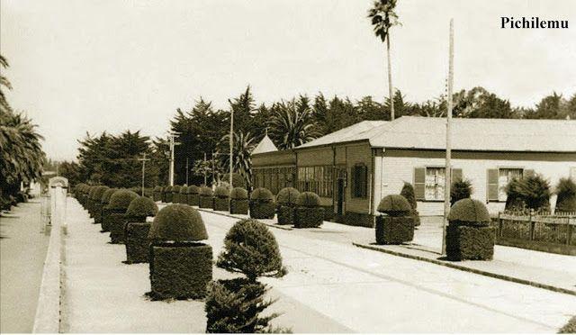 Av.Agustín Ross (derecha Hotel Rosa) (izquierda Parque Ross), Pichilemu