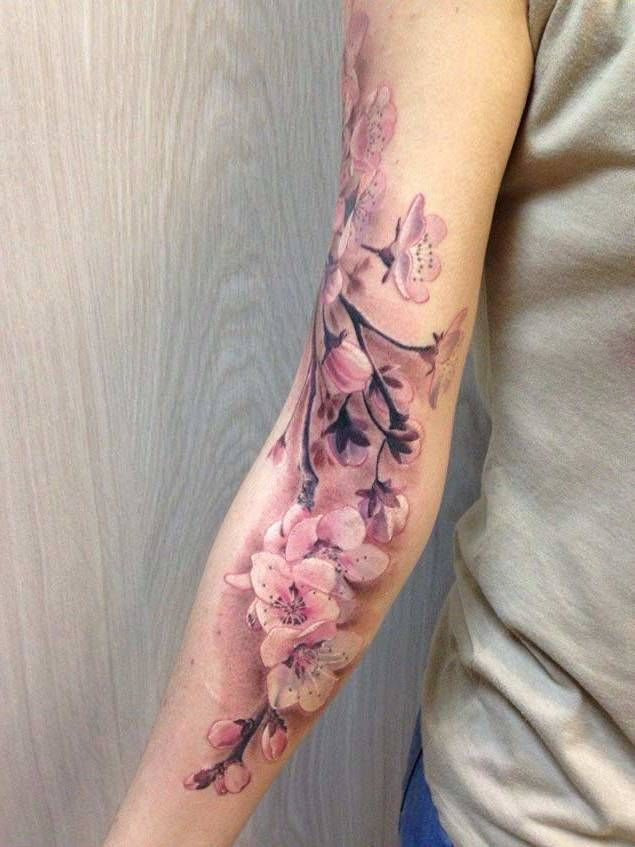 Cherry Blossom Tattoo What Makes The Asian Tattoo So Popular