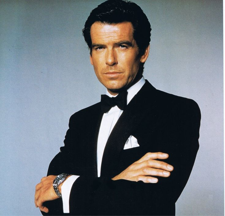To acquire Bond james tuxedo pierce brosnan photo picture trends