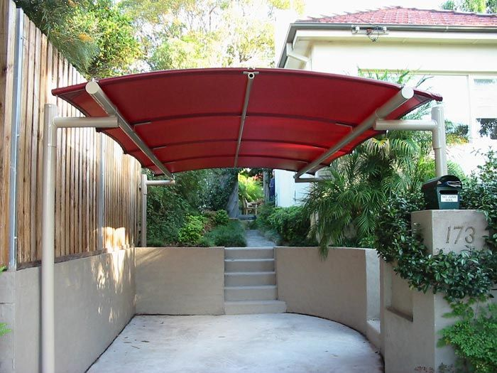 Carport shelter kits