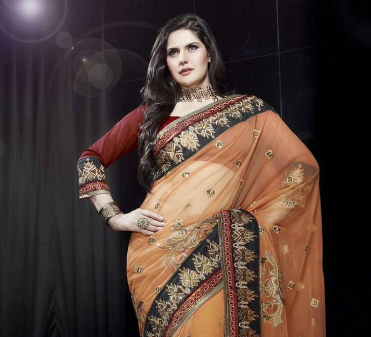 Buy Exclusive Zarine Khan Saree Collections http://www.valehri.com/index.php?id_category=40=category