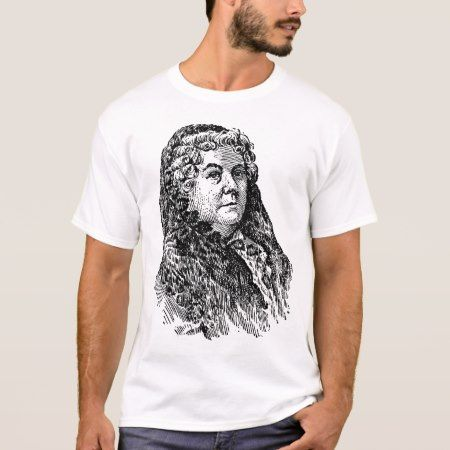 Elizabeth Cady Stanton-1 T-Shirt - click to get yours right now!
