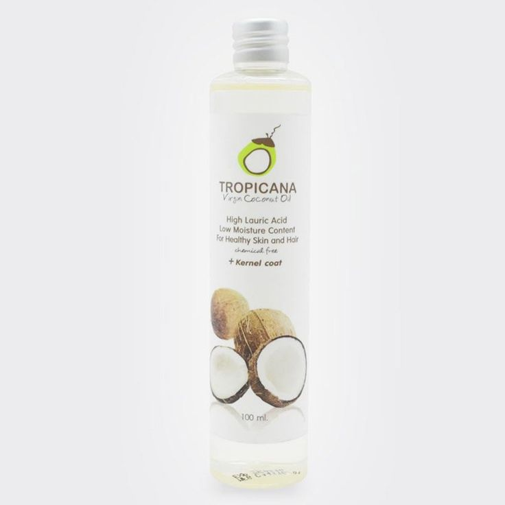 Pure Essential Virgin Coconut Oil 100 ml