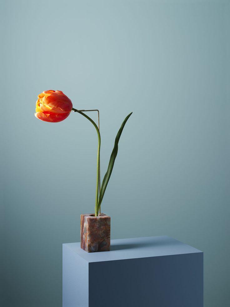 Carl Kleiner x Bloc Studios for 'Posture Vases' | Trendland