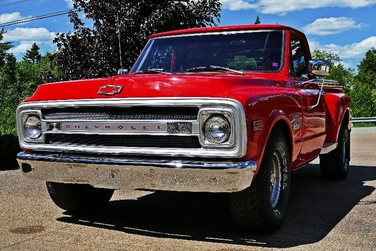 1970 Chevrolet C10 Pickup Truck-CUSTOM with brand new tires! | Voitures d'époque | Ottawa | Kijiji