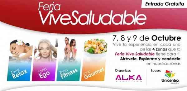 Feria Vive Saludable 2016