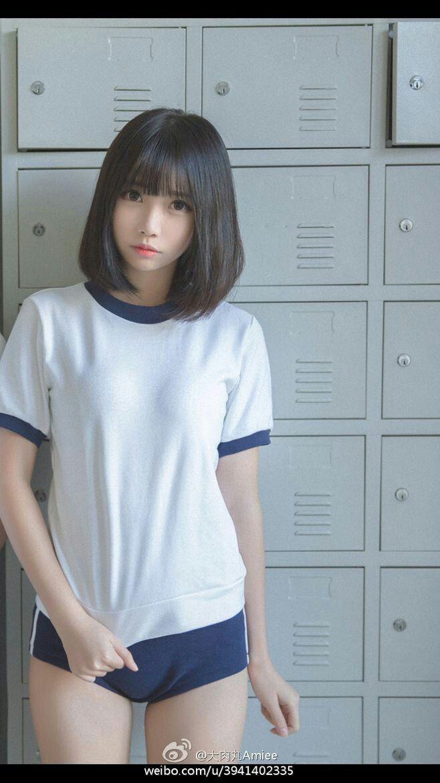 154 Best School Girl Gym Uniforms Images On Pinterest -4781
