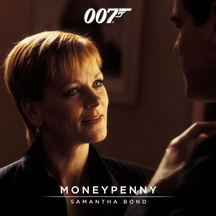 "samantha bond miss moneypenny | James Bond on Twitter: ""Who's played Moneypenny the most ..."