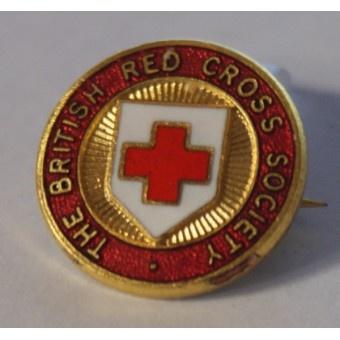British Red Cross Society Metal Pin Badge £5.00