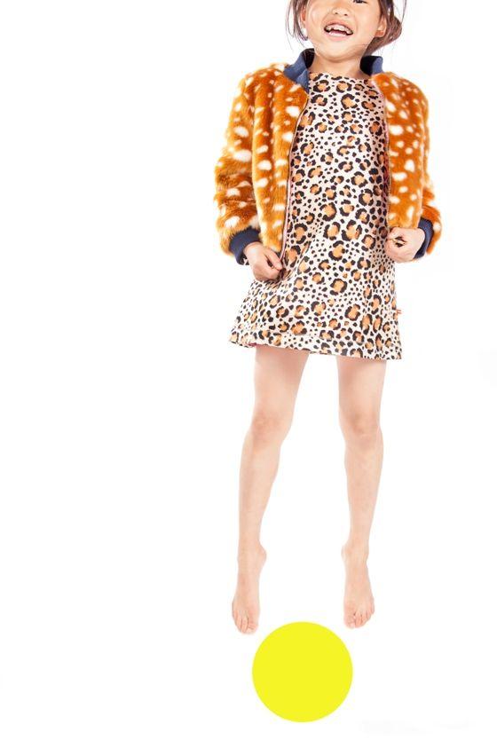 Bengh winter 2013 2014 | nieuwe collectie bambi winterjas en print jurk