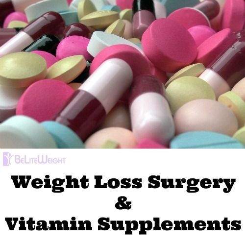 surgical procedures for weight loss