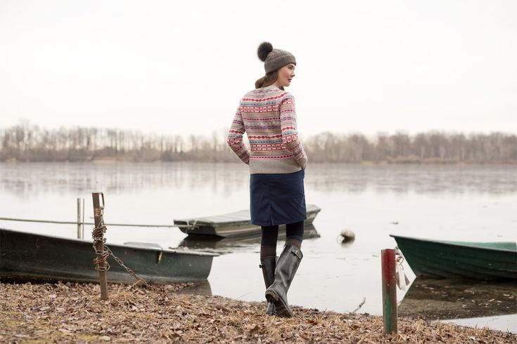 jcrew-sweater-hunter-boots-stiefel-duvetica-jacke-tchibo-rock-fashionblog-knilinger-see
