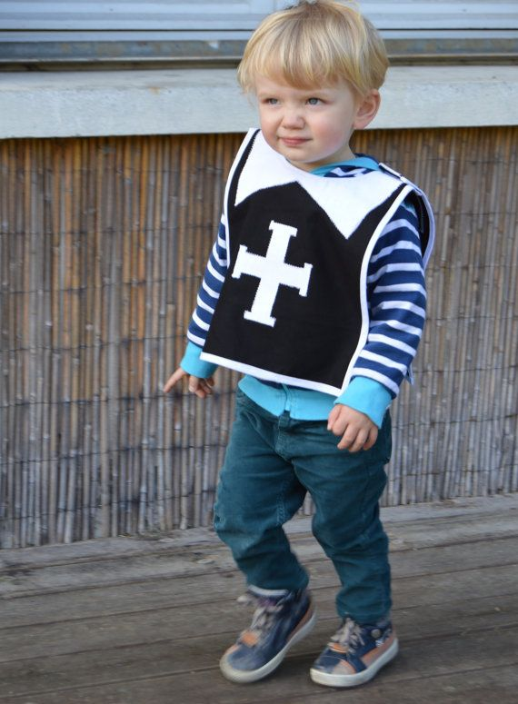 Mosquetero disfraz de niño 100% algodón D'Artagnan por TootsAndMe
