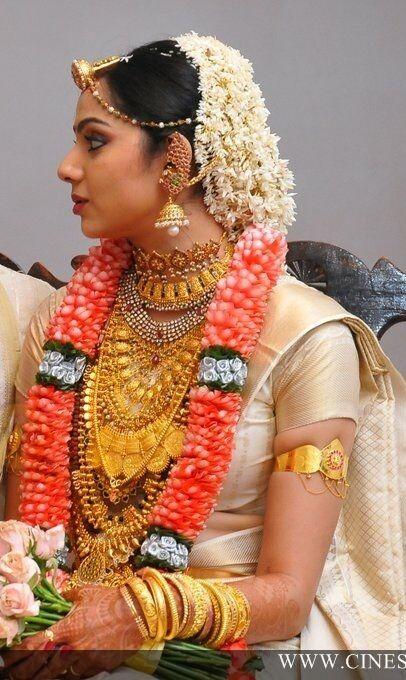 SAmvritha Wedding kerala bride