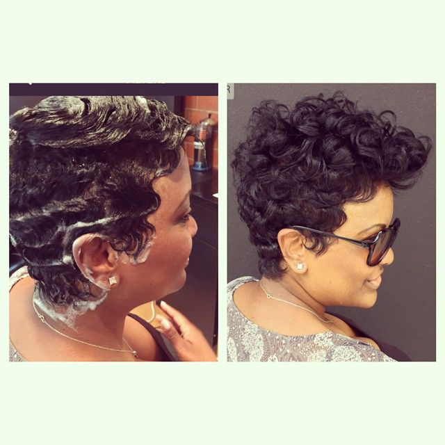 how to style a pixie cut black hair 17 best images about hair on halle berry 9655 | 41e913a069ea3910f5702135f848652a