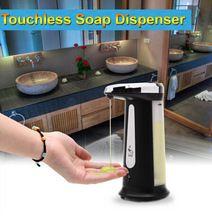 400 ML IR Sensor de Manos Libres de Jabón Líquido Sensor Automático Dispensador de Desinfectante Touch-libre Cocina Baño Home Hotel, 2015 Nuevo(China (Mainland))