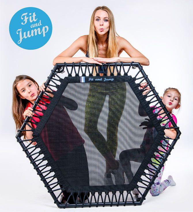 Poćwicz z nami! Maluchy nie chcą się oderwać od naszej trampoliny! :)))  #fitandjump #trampoliny #trampoline #trampolines #body #health #healthy #ciało #zdrowie #fitness #sport #women #beauty