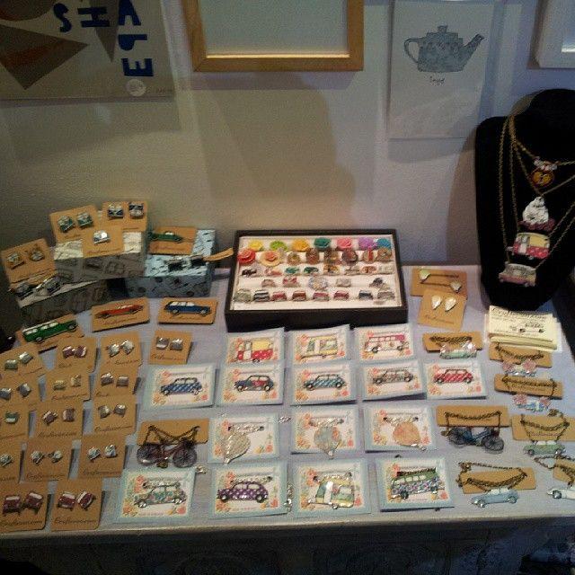 More beautiful items in craftevan's corner