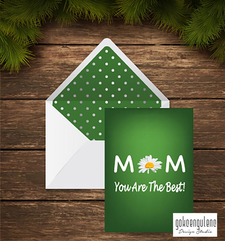 A personal favourite from my Etsy shop https://www.etsy.com/listing/288946811/printable-mothers-day-card-mom-you-are