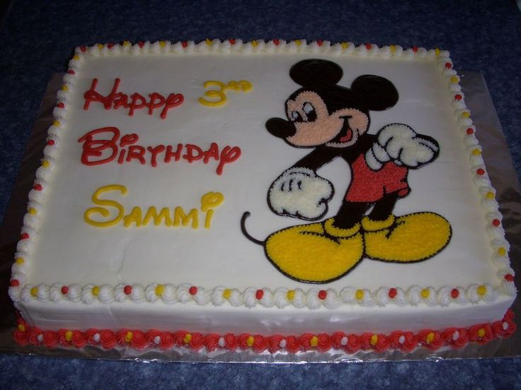 The 25 Best Mickey Mouse Cake Ideas On Pinterest Mickey