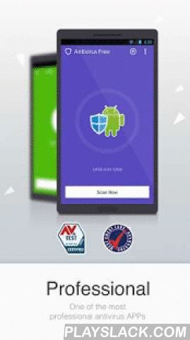 Antivirus Free-Mobile Security  Android App - playslack.com ,  ★ Fast and Professional, Antivirus Free gives you the most effective dual-engine protection - Completely Free! Highlights of Antivirus Free: ☆ Professional engine: Professional search algorithm on the device and Cloud enables rapid scanning and in-depth virus detection☆ Lightweight and low power consumption: Consumes very few phone memory and power while giving you the most comprehensive mobile protection ☆ Totally free: Over…