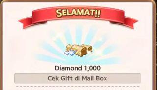 Trik Mendapatkan Diamond Gratis Line Let's Get Rich Selamanya LGR, 1000 diamond gratis get rich, 5000 diamond gratis get rich, unlimited diamond gratis get rich