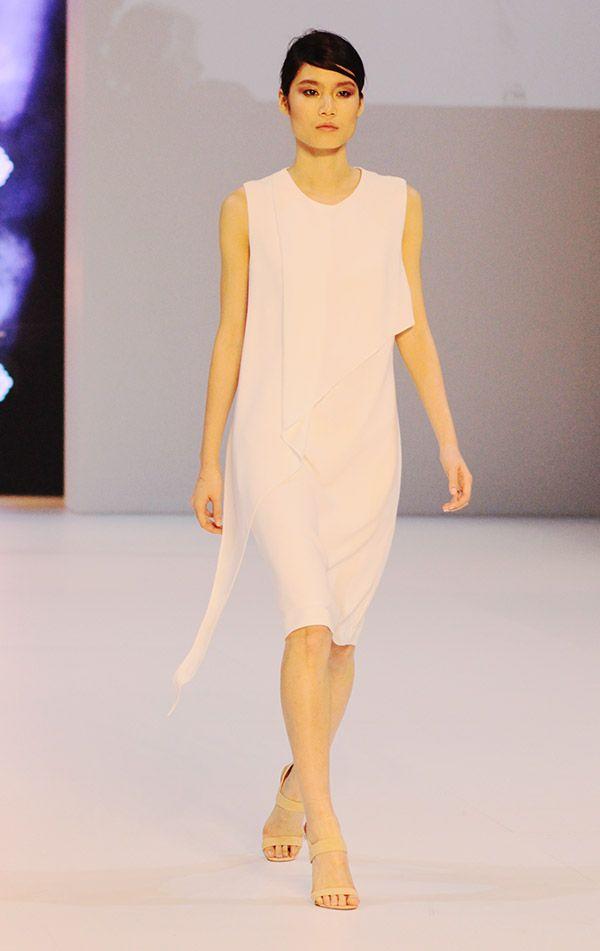 Carla Zampatti, MBFFSydney, Mercedes Benz Fashion Festival sydney, fashion, MBFF, Spring Summer14