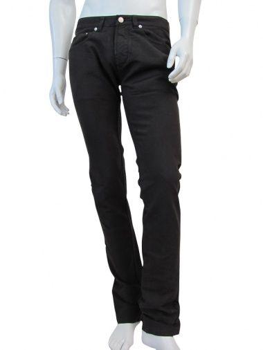 Nicolas & Mark Black 5 pockets jeans, slim fit Old price EUR 255.00  New price EUR 102.00 #Italian #Pants Know more:http://bit.ly/1k2SxgM